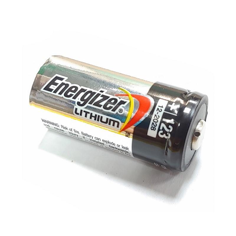 Energizer B 123A lithiová baterie