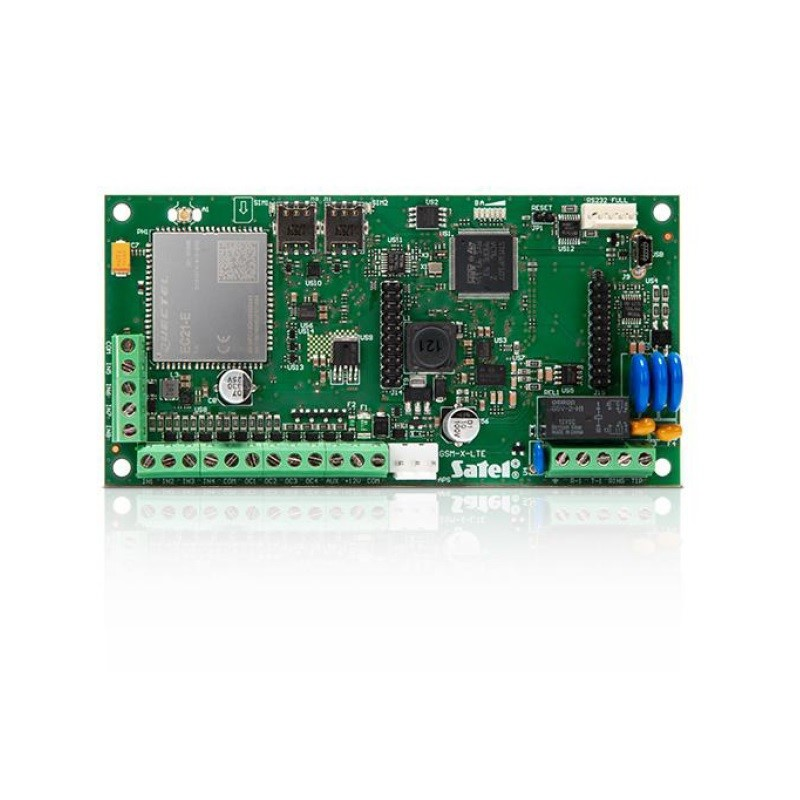 Satel GSM-X LTE univerzální komunikační GSM/LTE modul