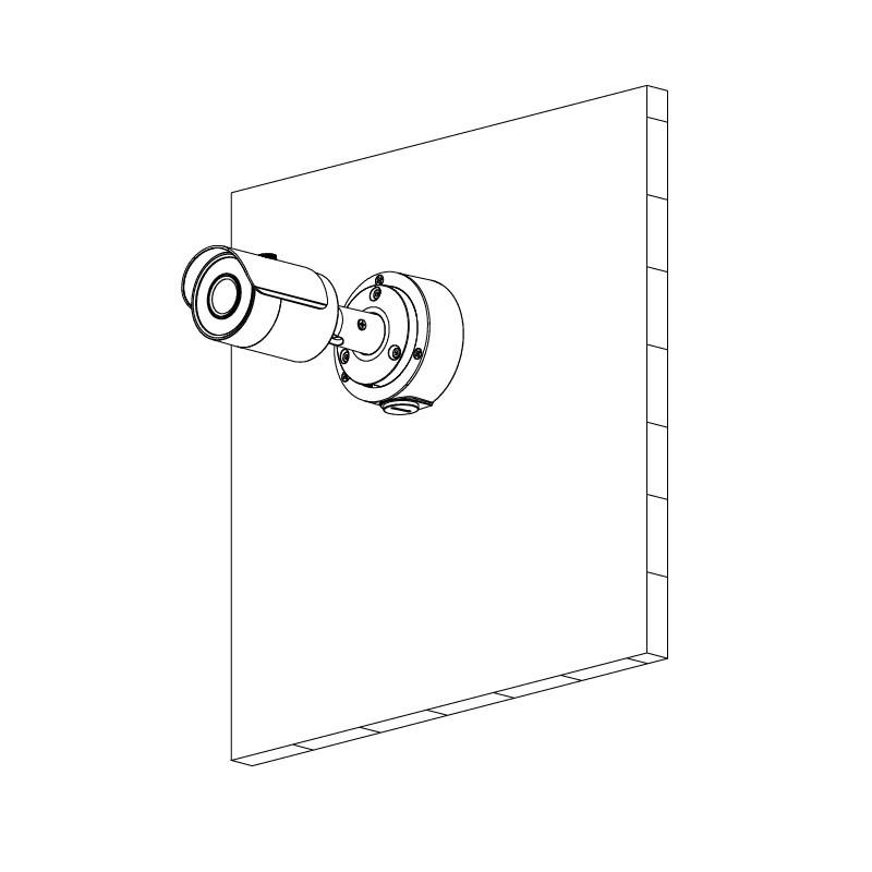 Dahua HAC-HFW1400SP-0280B-S2 4 Mpx kompaktní HDCVI kamera