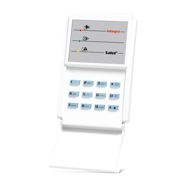 Satel INT-S-BL bloková klávesnice