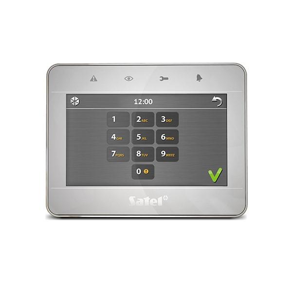 """Satel INT-TSG-SSW dotykový ovládací panel 4,3"""""""