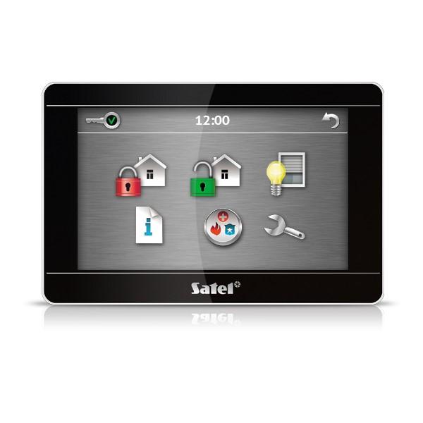 """Satel INT-TSH-BSB dotykový ovládací panel 7"""""""
