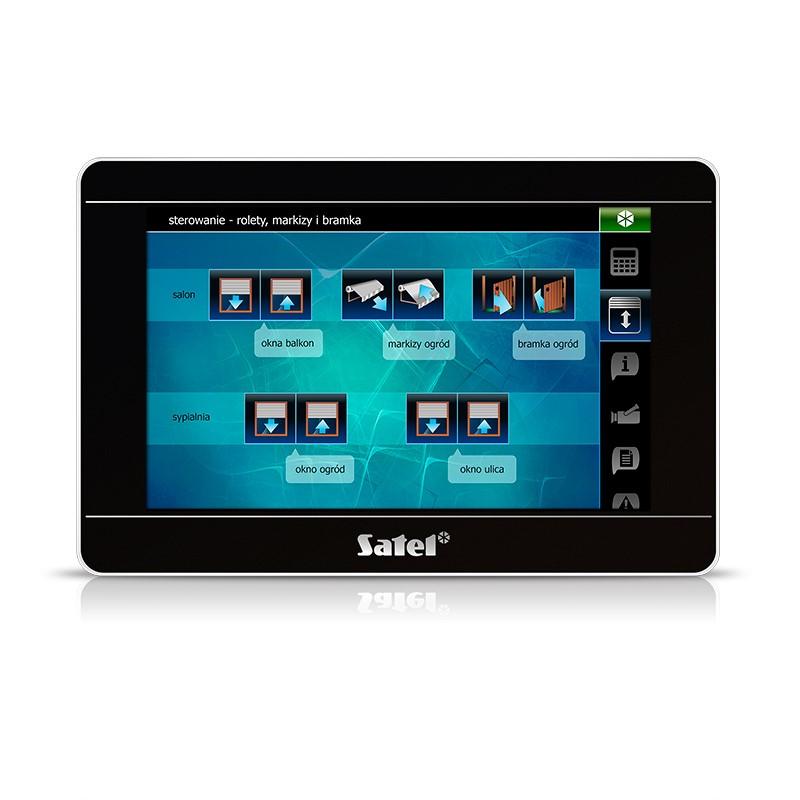 "Satel INT-TSI-BSB dotykový ovládací panel 7"""