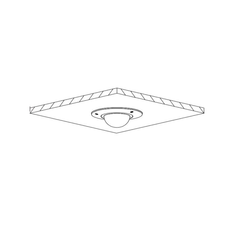 Dahua IPC-HDBW2431RP-ZS-27135-S2 4 Mpx dome IP kamera