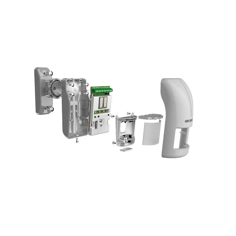 Satel OPAL PRO GY venkovní duální PIR+MW detektor
