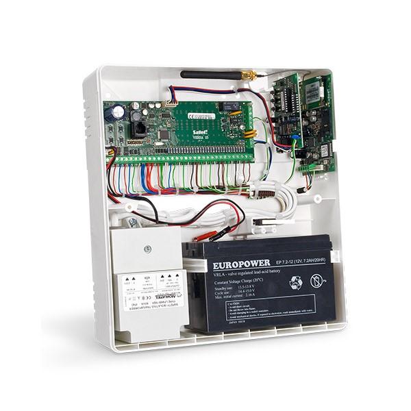 Satel OPU-4 P plastová skříňka pro ústřednu