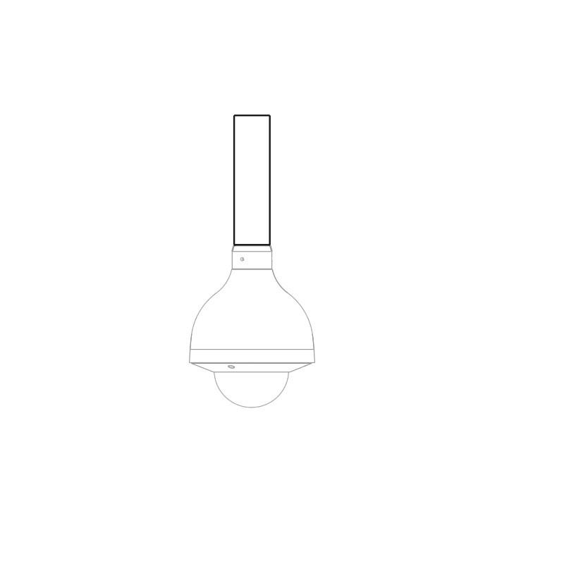 Dahua PFA112 Prodlužovací tyč pro držiak
