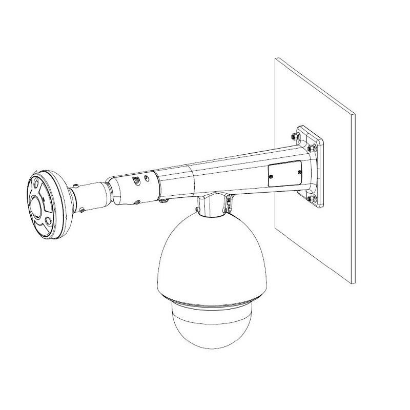 Dahua PFB410W Hliníkový držák pro fisheye a PTZ kameru