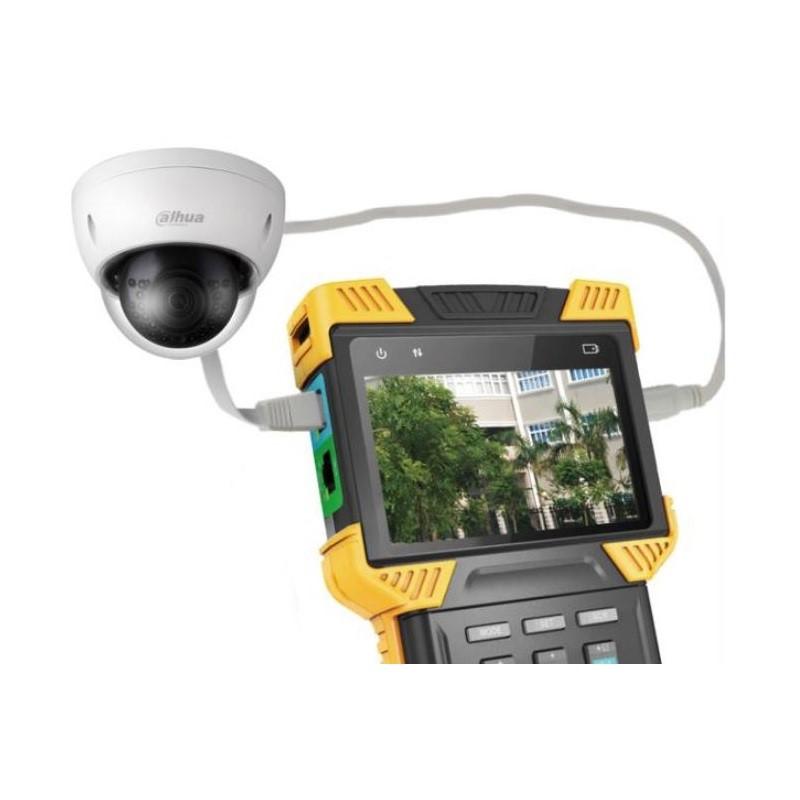 Dahua PFM900-E integrovaný tester kamer