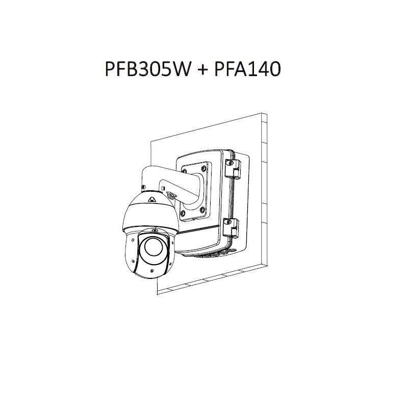 Dahua SD49225T-HN-S2 2 Mpx PTZ IP kamera