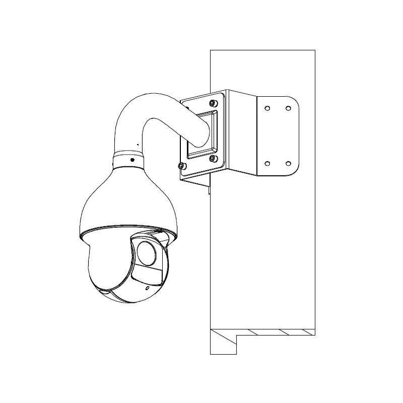 Dahua SD59225I-HC-S3 2 Mpx PTZ HDCVI kamera