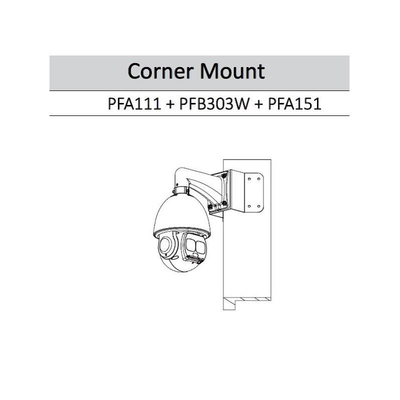 Dahua SD6AL245U-HNI 2 Mpx PTZ IP kamera