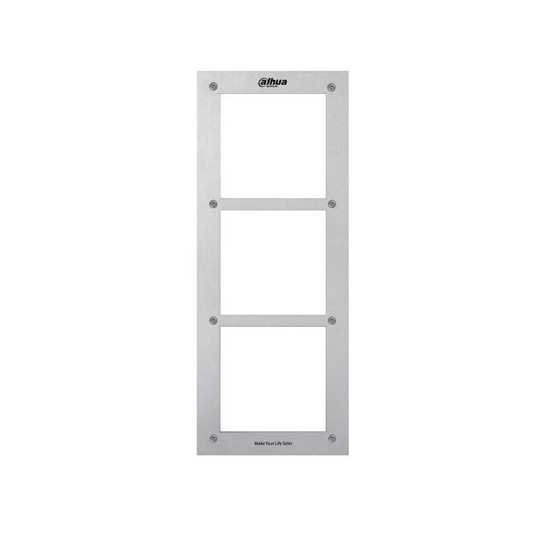Dahua VTOF003-V2 přední panel pro 3 moduly